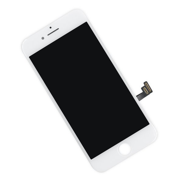 iPhone 7 LCD and Digitizer / New, Premium / Part Only / White