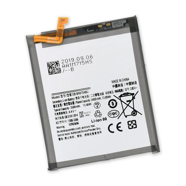 Galaxy Note10 Replacement Battery / Part Only