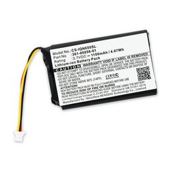 Garmin Nuvi 65 Replacement Battery