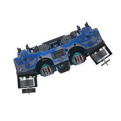 DualShock 4 Controller Motherboard and Midframe Assembly (JDM-001)
