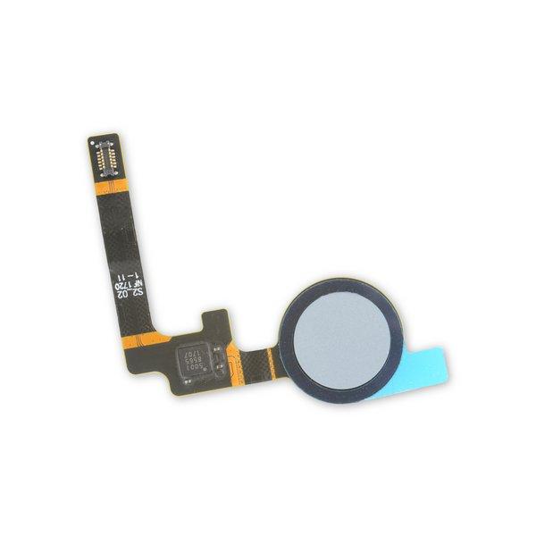 Google Pixel 2 Fingerprint Sensor / Blue