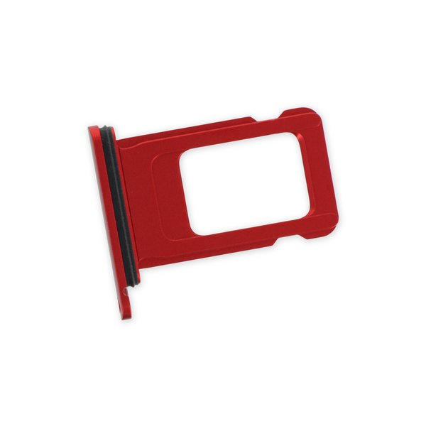 iPhone 11 Single SIM Card Tray / Red