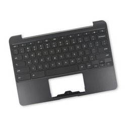 Samsung Chromebook XE500C13 Palmrest Keyboard Assembly