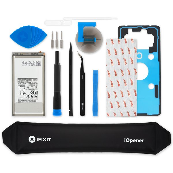 Galaxy S10+ Replacement Battery / Fix Kit