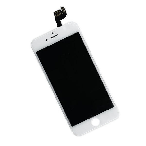 iPhone 6s LCD Screen and Digitizer Full Assembly - Choice / New / Part Only / White