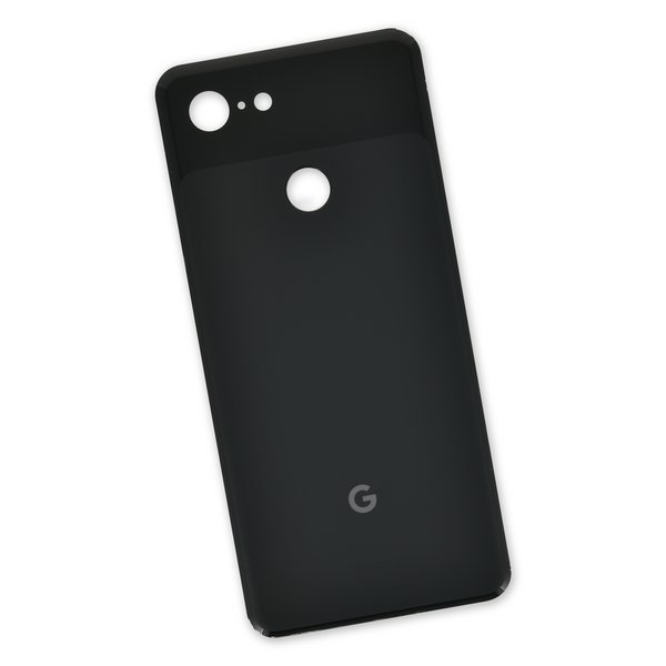 Google Pixel 3 Back Panel / A-Grade / Black