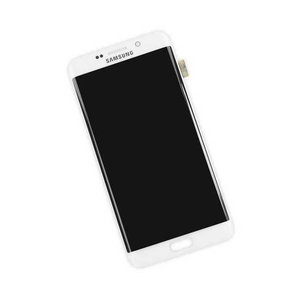 Galaxy S6 Edge+ LCD Screen and Digitizer / White