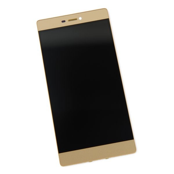 Huawei P8 LCD Screen and Digitizer Assembly / Gold