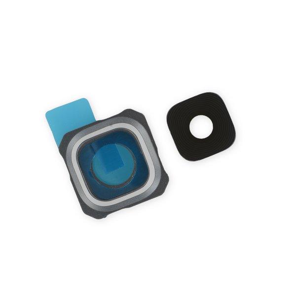 Galaxy S6 Edge+ Rear Camera Bezel & Lens Cover / Black