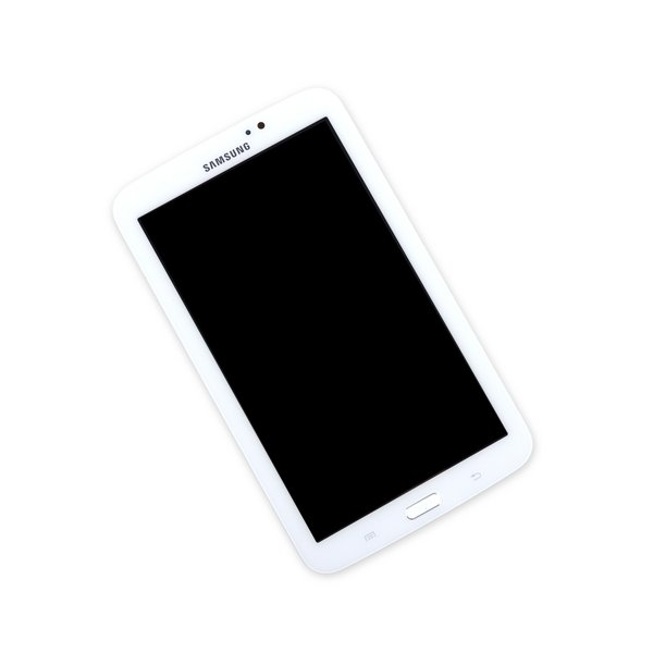 Galaxy Tab 3 7.0 Display Assembly / A-Stock / White