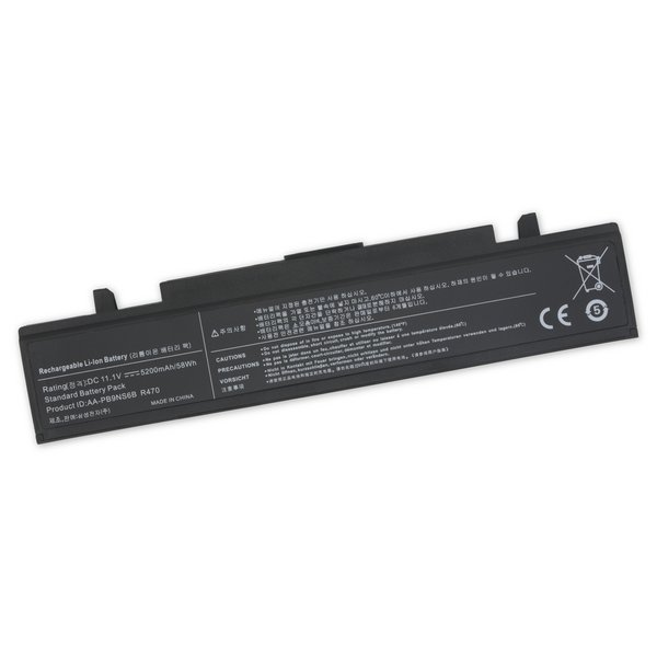 Samsung AA-PB9NS6B Replacement Laptop Battery / Standard Capacity
