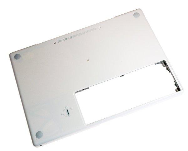 MacBook Lower Case / White / A-Stock