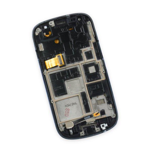 Galaxy S III Mini Display Assembly (Verizon) / Blue / A-Stock