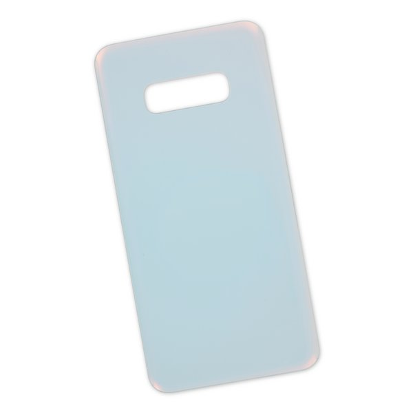 Galaxy S10e Rear Glass Panel/Cover / White