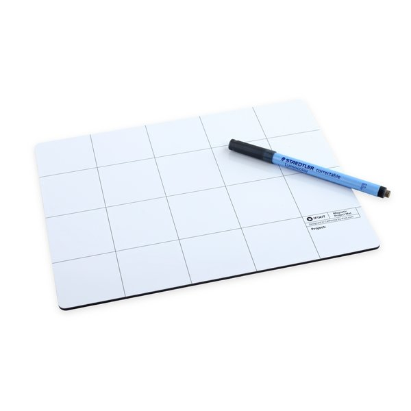 Magnetic Project Mat Ifixit