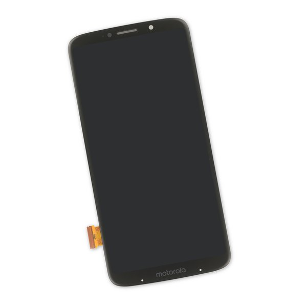 Moto Z3 and Z3 Play Screen