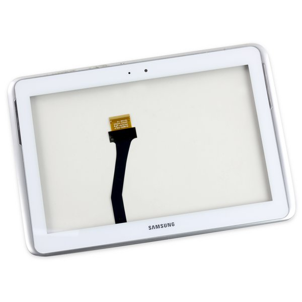 Galaxy Note 10.1 (2012) Digitizer / White / B-Stock