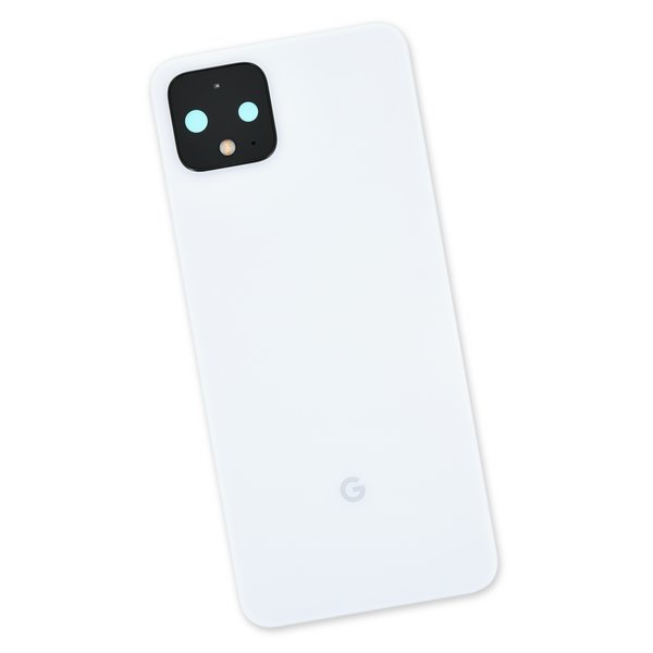 Google Pixel 4 Back Panel Assembly / White