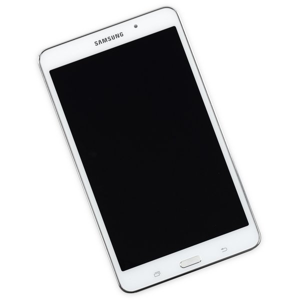 Galaxy Tab 4 7.0 Display Assembly / White / B-Stock