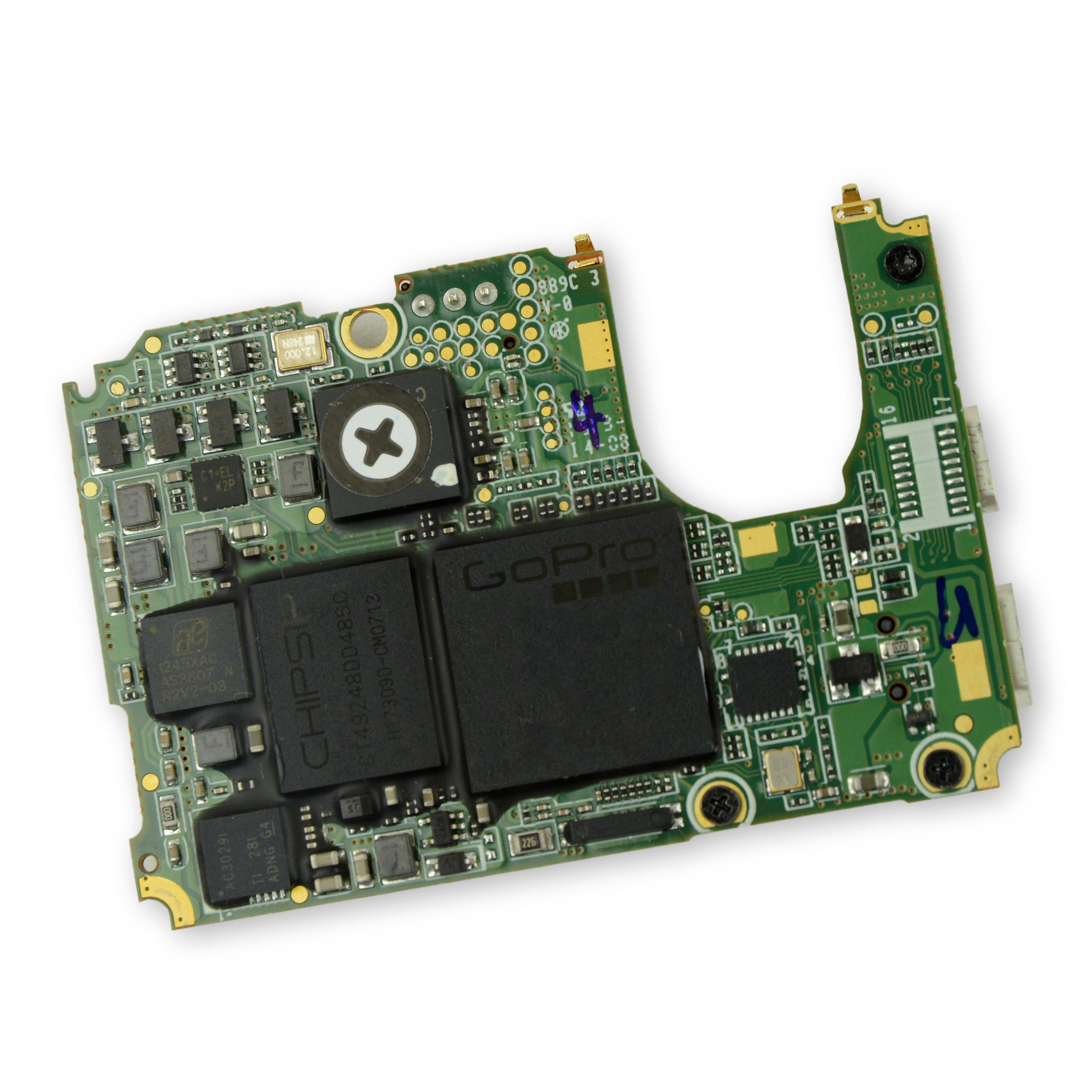 GoPro Hero3 Silver Motherboard图片