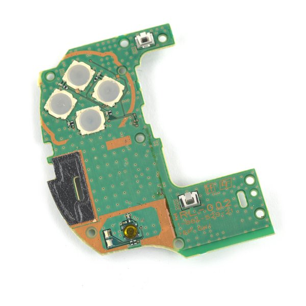 PlayStation Vita (Wi-Fi) Left Button Control Board