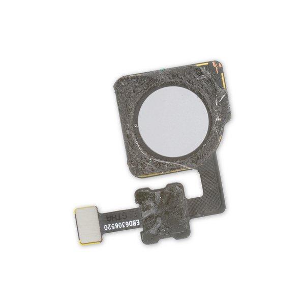Google Pixel 2 XL Fingerprint Sensor / White / Used