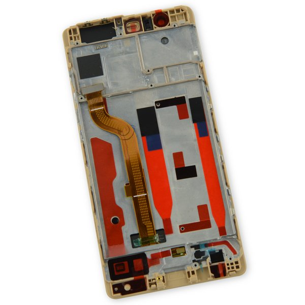 Huawei P9 LCD Screen and Digitizer Assembly / Gold