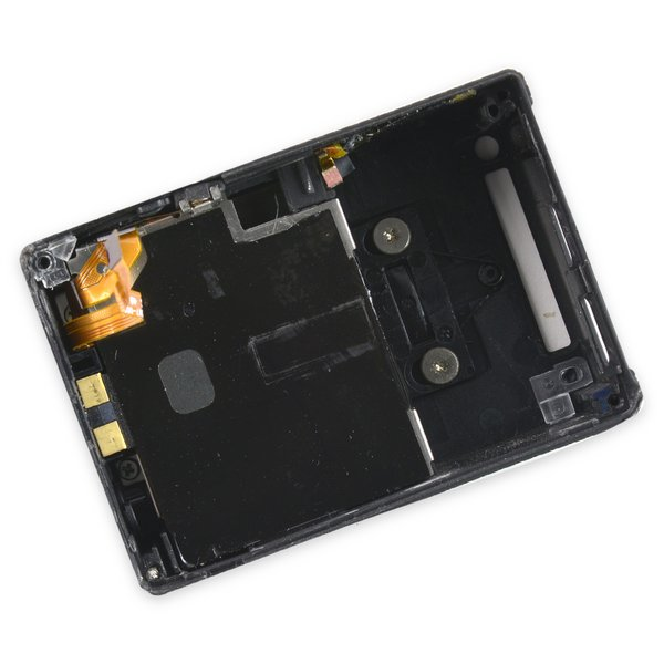 GoPro Hero3+ Black Rear Case