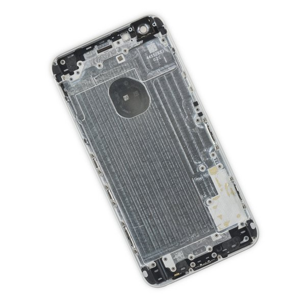 iPhone 6 Plus OEM Rear Case / Silver / B-Stock