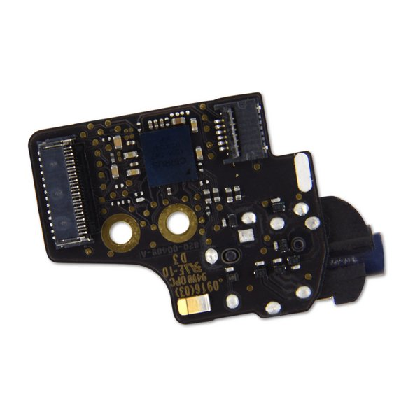 "MacBook 12"" Retina (Early 2015-2017) Audio Board / Black"