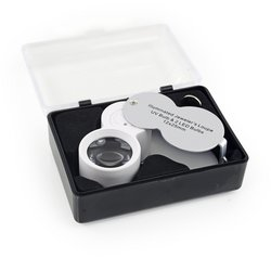 Jeweler's Loupe LED Magnifier