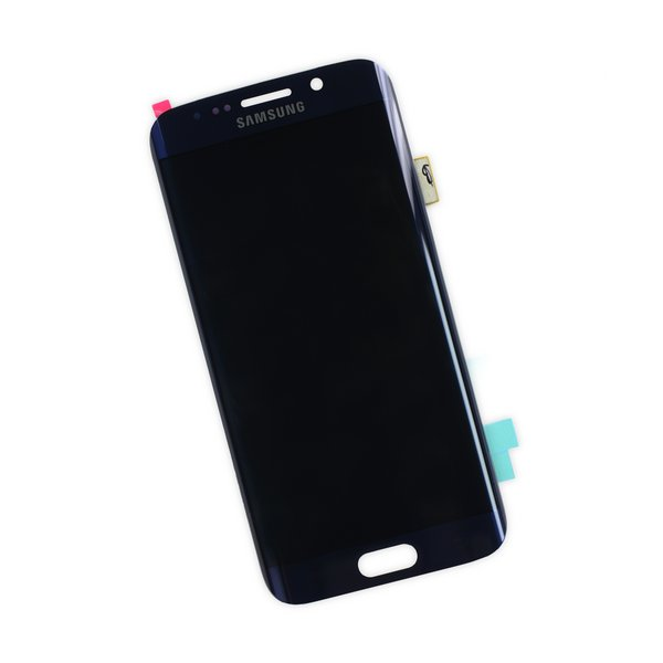 Galaxy S6 Edge Screen / Black / New / Part Only