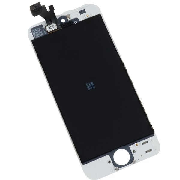 iPhone 5 LCD and Digitizer - Original LCD / White