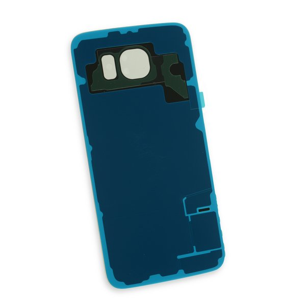 Galaxy S6 Rear Glass Panel/Cover - Original / Black / Part Only