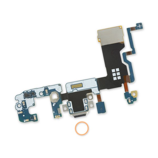 Galaxy S9+ (Global Single SIM) Charging Daughter Board / New