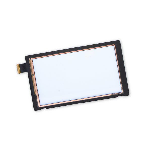 Nintendo Switch Digitizer Front Panel