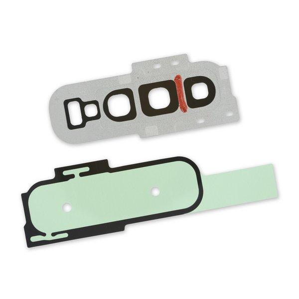 Galaxy S10 Rear Camera Bezel & Lens Cover / Silver