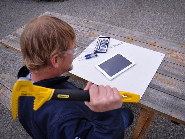 iPad Fubar