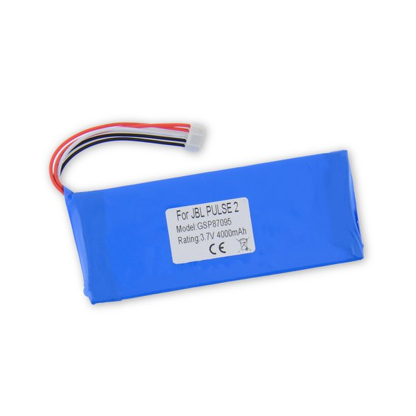 JBL Pulse 2 Replacement Battery - Option 1 / New