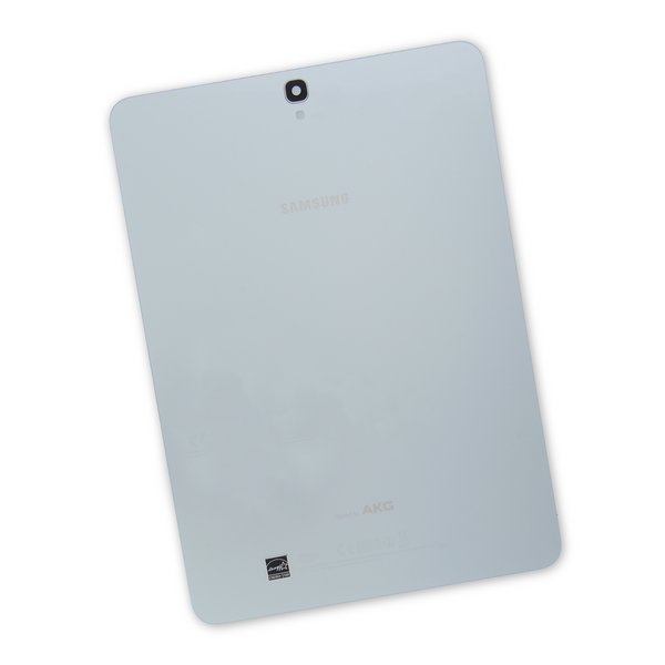 Galaxy Tab S3 9.7 Rear Panel / Silver / A-Stock