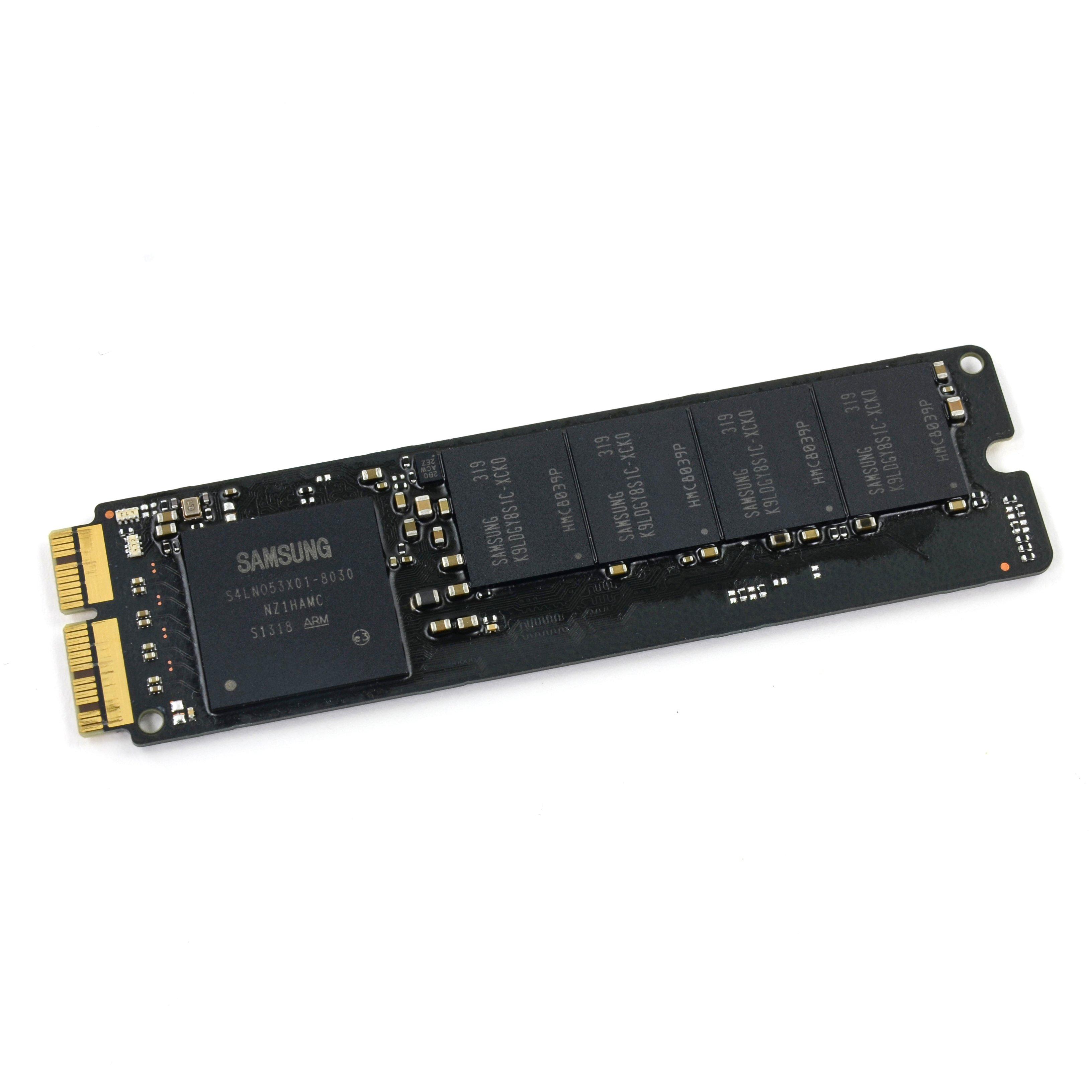 "MacBook Air 11"" (2013-2015) 13"" (2013-2017) MacBook Pro Retina 13"" and 15"" (2015) SSD Image"