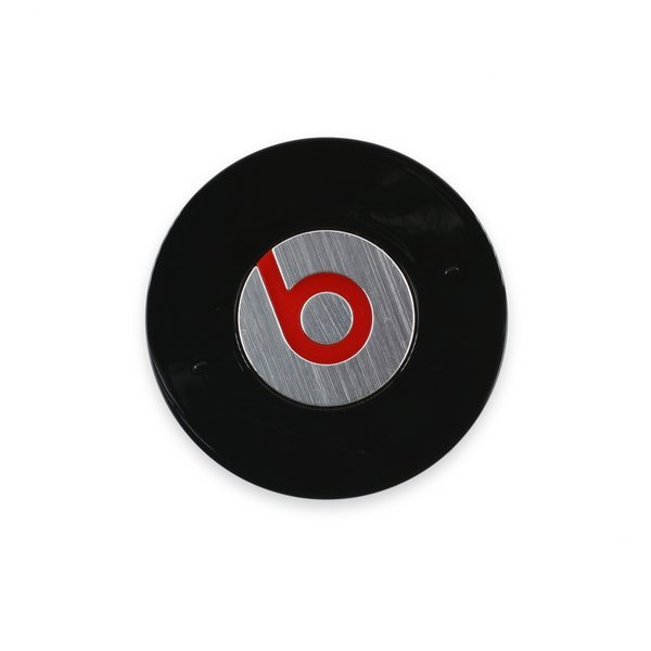 Beats by Dre. Studio Left Headphone Cover / Black