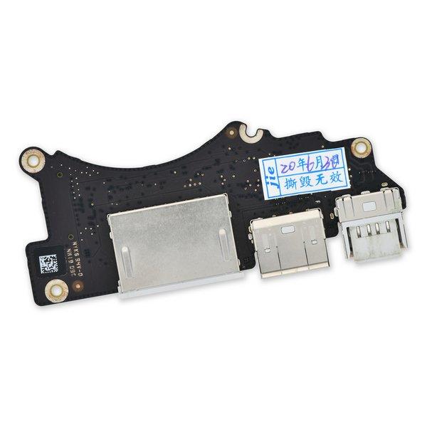 """MacBook Pro 15"""" Retina (Mid 2012-Early 2013) Right I/O Board"""