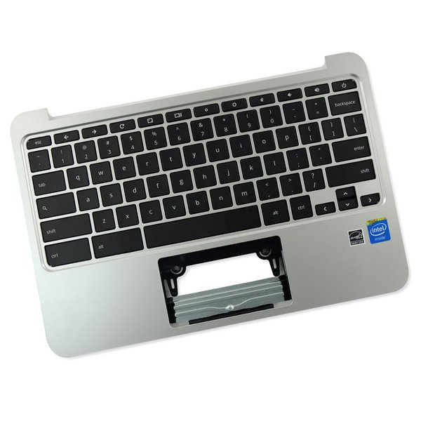 HP Chromebook 11 G3/G4 Palmrest Keyboard Assembly