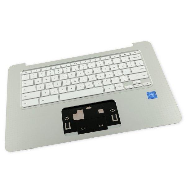 HP Chromebook 14-ak013dx Upper Case