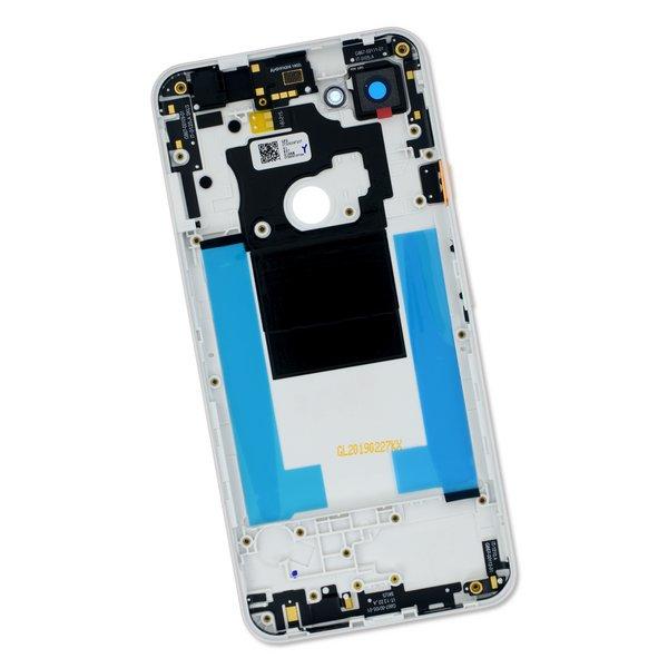 Google Pixel 3a XL Rear Case / White