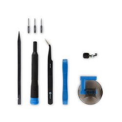 iPhone 6 and 6 Plus Home Button Assembly / New / Black / Fix Kit
