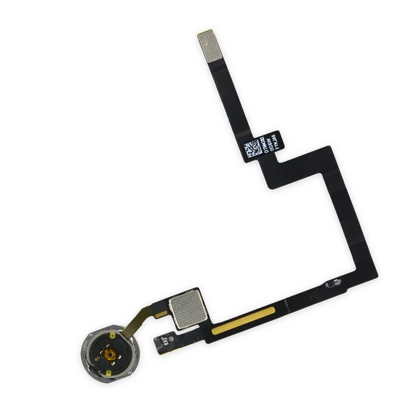 iPad mini 3 Home Button Assembly / Gold