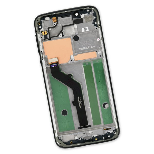 Moto G7 Play (USA) Screen / Blue / Part Only