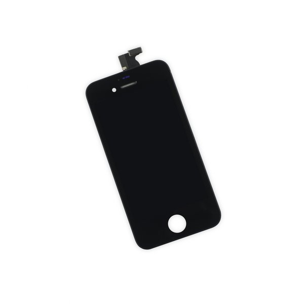 iPhone 4 (CDMA/Verizon) Screen / Part Only / Black / New